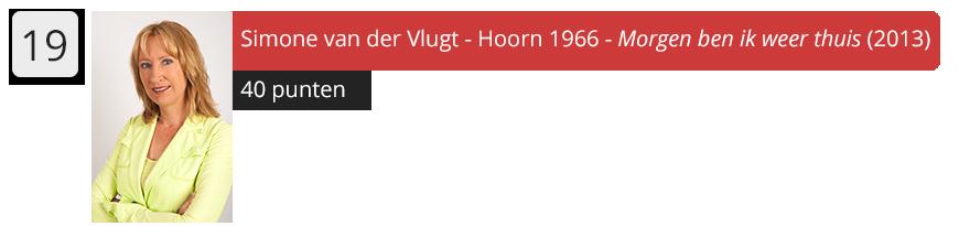 19 Simone van der Vlugt