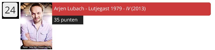 24 Arjen Lubach