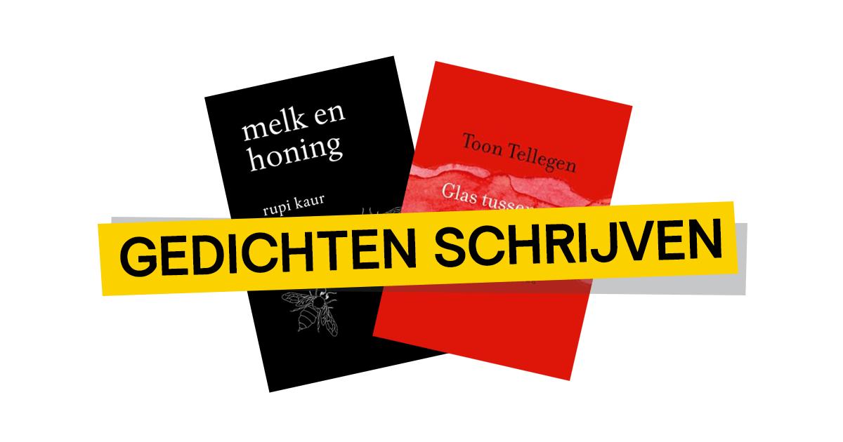 Gedichten Schrijven Leer De Juiste Technieken Met De Editio
